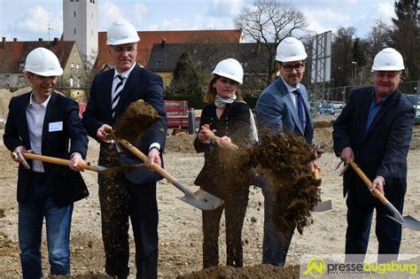 wbg wohnungen augsburg 2017 03 29 wbg spatenstich 22 presse augsburg
