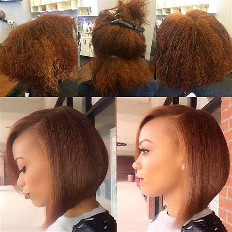 wrap style hair in atlanta 707 best bobs images on pinterest black girls hairstyles