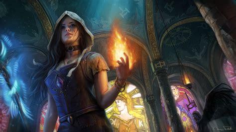 path  exile fantasy girl artwork hd games