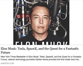 elon musk tesla spacex and the quest for a fantastic mitch weiner elon musklinkedin