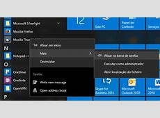Unable to Pin Firefox icon to taskbar Solved - Windows 10 ... Explorer 11 For Windows 10 Home