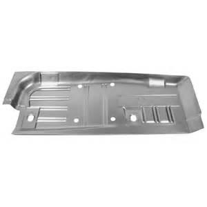 mustang floor pan premium length passenger side cp fb