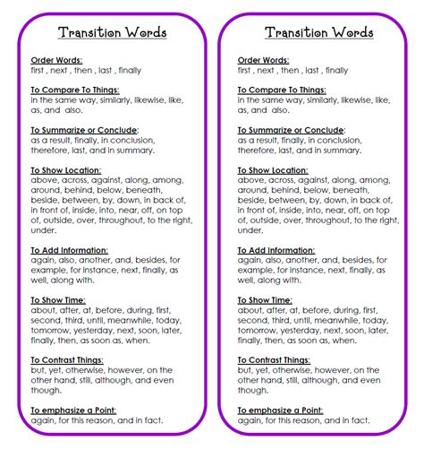 transitional words for essays college homework help and online