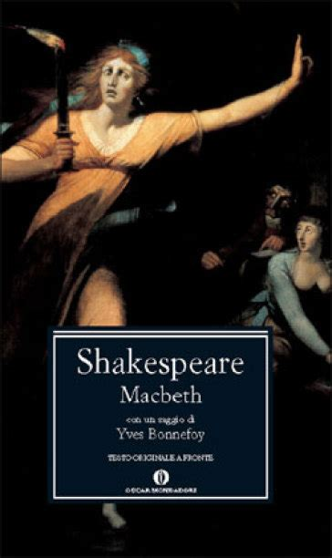 libro macbeth macbeth william shakespeare libro mondadori store