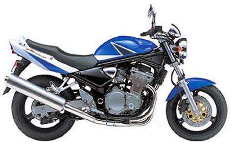 Suzuki Bandit 600 Weight Suzuki Gsf600 And Gsf600s Model History