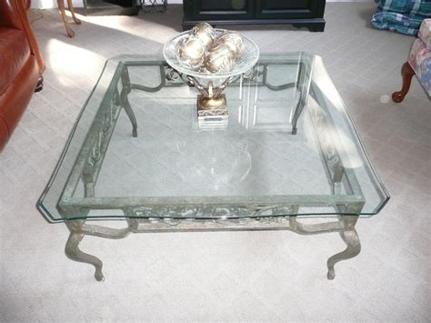 iron and glass square coffee table glass and metal coffee tables homesfeed