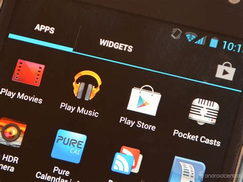 android play store reminder the android market is now the play store android central