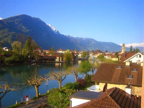in switzerland world beautifull places interlaken switzerland images and
