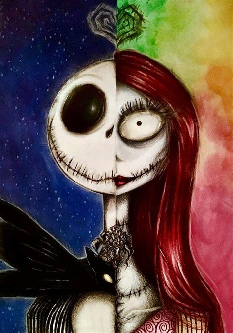 imagenes jack halloween jack y sally tim burton demasiado perfecto