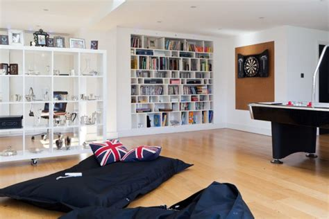 modern bedroom design with unusual wall shelves digsdigs 37 awesome ikea billy bookcases ideas for your home digsdigs