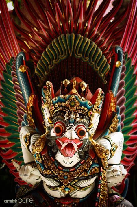 garuda man bird deity bali travel   world pinterest deities  bird