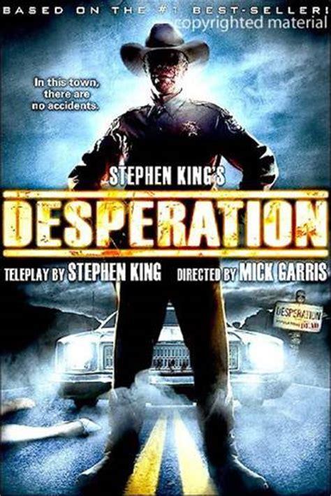 Vcd Original Desperation Stephen King D 233 Solation Desperation Mick Garris Perlman