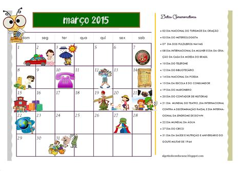 Calendario De Datas Comemorativas Search Results For Lista De Datas Comemorativas 2015