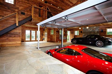 garage with