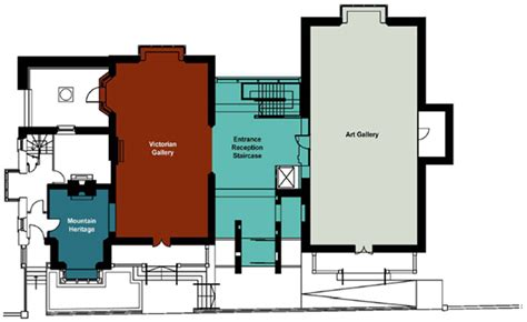 Online Floor Plan Design by Keswick Museum Amp Art Gallery Mountain Heritage
