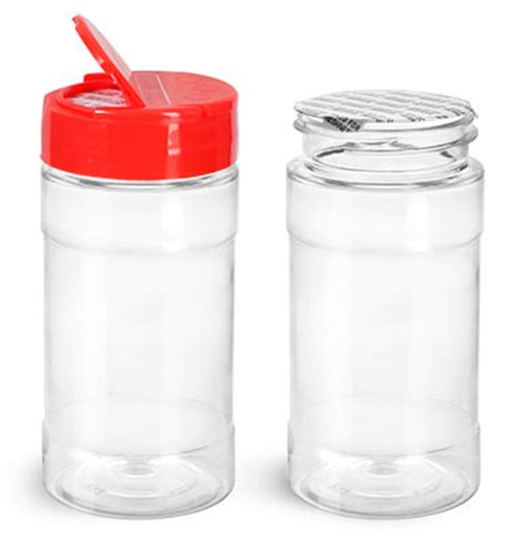 Plastic Spice Containers Sks Bottle Packaging Plastic Jars Plastic Jars