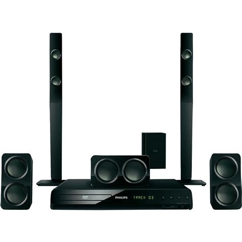 philips hts3538 home theater system 600 w black from