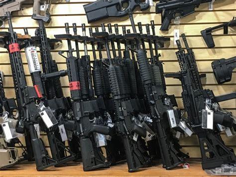 buds gun room fusillade de las vegas les armuriers contre de nouvelles restrictions la croix