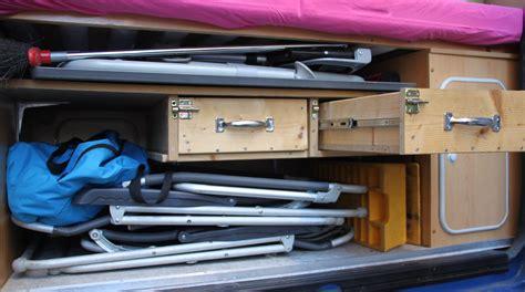 schublade wohnmobil schubladensystem f 252 r die heckgarage im wohnmobil
