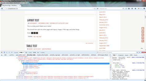 css tutorial mozilla wordpress child theme tutorial gt cryout creations