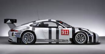 Porsche Gt3r Porsche 911 Gt3 R 2016 The Gt3 Rs Gets An Evil Racing