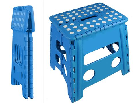 large step stool with handle portable large folding step stool