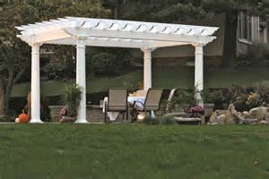Pvc Pergolas by All Time Manufacturing Co Inc