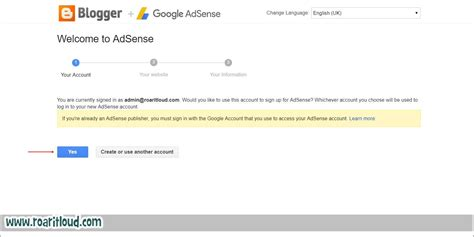 blogger guide how to apply for google adsense from blogger guide