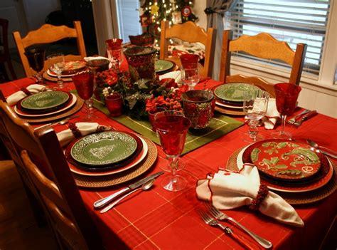 como decorar uma mesa para ceia de natal simples decora 231 227 o para ceia de natal