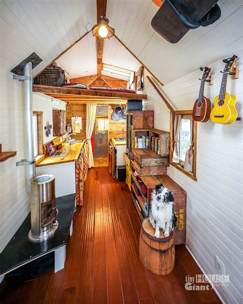 20 tiny homes that make the most of a space