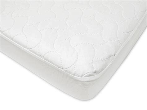 Best Waterproof Crib Mattress Cover Waterproof Fitted Crib And Toddler Protective Mattress Pad Cover Best Offer Reviews