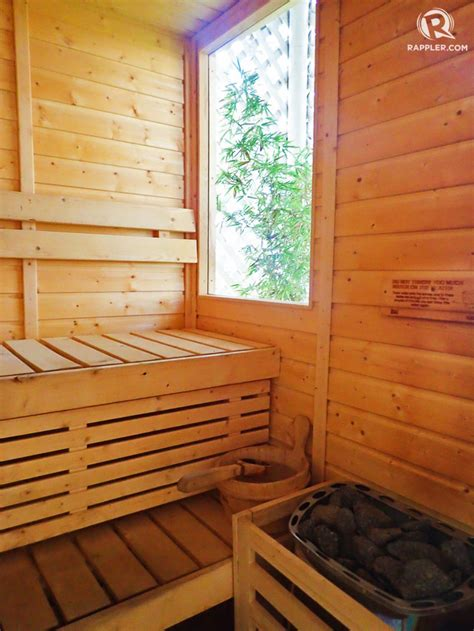 Steam Room Detox by Luljetta S Hanging Gardens And Spa Inside This Getaway