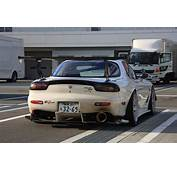 OOPARTS Inernational Inc Racing RX 7 FD3S With TRUST TD
