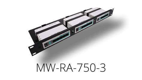 Routerboard Mikrotik Rb951 Series rack mount adapter for rb260 rb750 and rb951 series