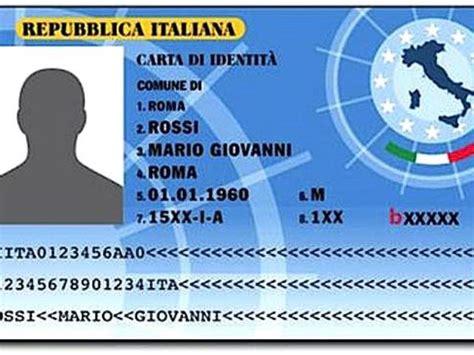 costo aggiornamento carta di soggiorno carta d identit 224 elettronica in arrivo anche a montemurlo