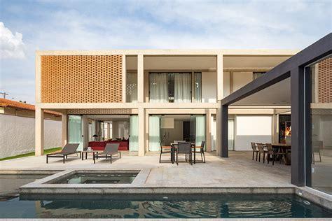 casa grid casa grid bloco arquitetos escrit 243 de arquitetura