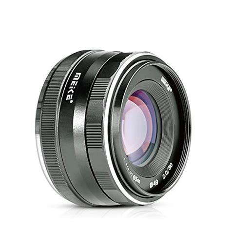 Meike Lens 50mm F 2 0 For Fujifilm meke meike mk fx 50 2 0 50mm f 2 0 large aperture manual