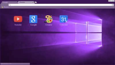 theme chrome windows 10 windows 10 chrome themes themebeta