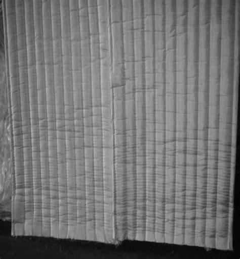Sound Insulation Quilt by Insul Quilt Installation