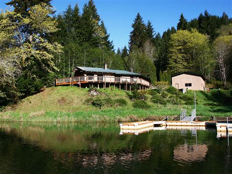 oregon coast cottages oregon coast cabins rv yurts loon lake lodge