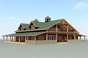Barn Plans Designs by Rustic Barn House Plans Cottage House Plans