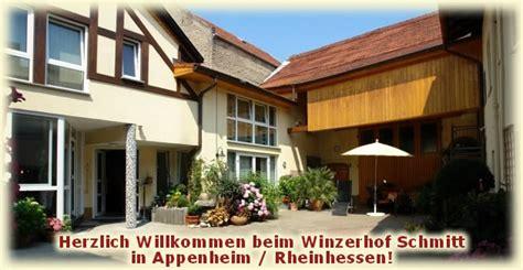 Anbauten An Alte Häuser by Winzerhof Appenheim Weingut Und Komfort