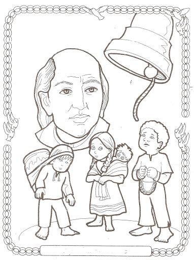 imagenes para colorear independencia de mexico dibujos de la independencia de mexico para pintar