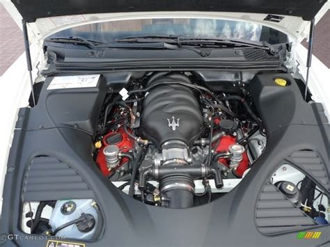 Maserati Quattroporte Engine by 2012 Maserati Quattroporte S 4 7 Liter Dohc 32 Valve Vvt