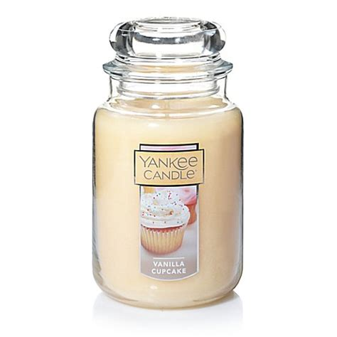 candele yankee candle yankee candle 174 housewarmer 174 vanilla cupcake scented