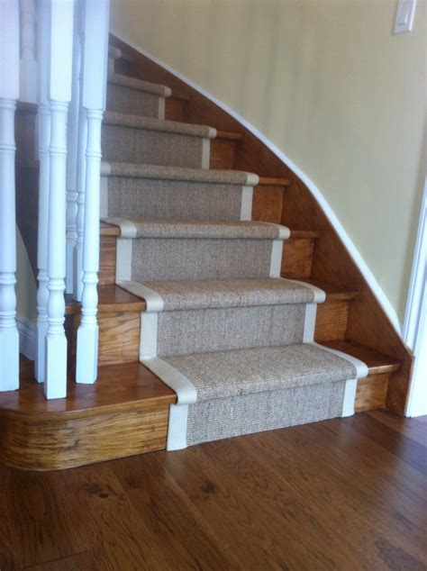 rug stairs sisal carpet stair runners for stairs and hallway sisal carpet
