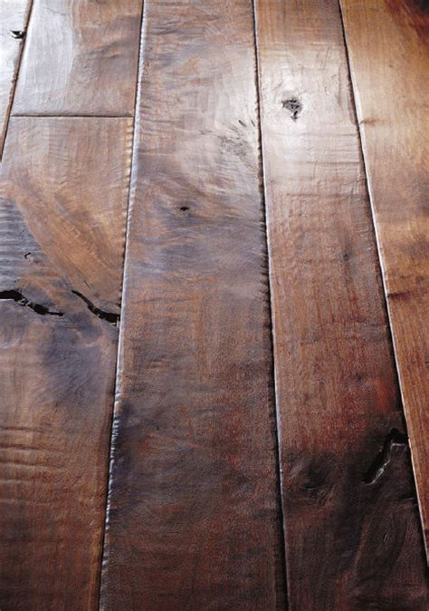 walnut plank floor from birger juell the hand sculpted plank flooring