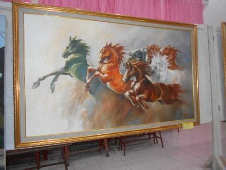 Lukisan Realis lukisan realis naturalis mashuri sragi lukisan realis