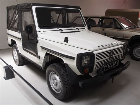 file 1991 peugeot p4 civil jpg wikimedia commons
