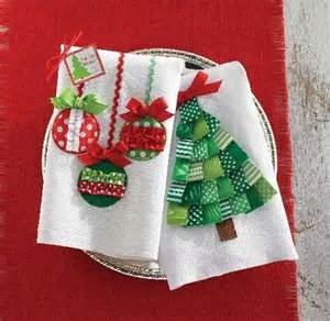 Kitchen Towel Craft Ideas Dish Towel Craft Ideas Pinterest